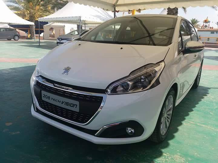 TOP INFO :Lancement de la Peugeot 208 1.6 HDI 92ch (Tech Vision) Made in Algerie.