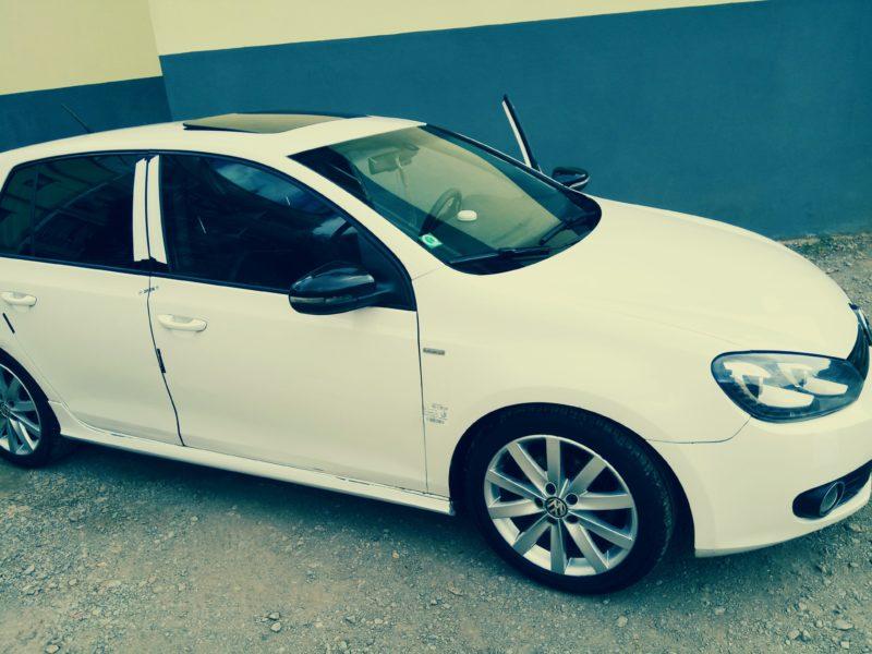 Volkswagen Golf6 Match 2012