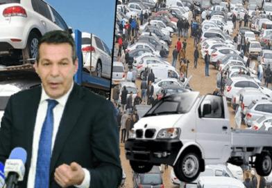 وزير التجارة:..القانون المعدل فيما يخص إستراد السيارات الأقل من 05 سنوات بين يدي البرلمان