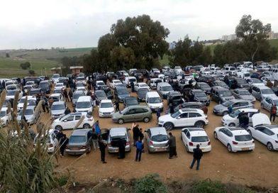 عـودة سوق تيجلابين للسيارات المستعملة للنشاط اليوم