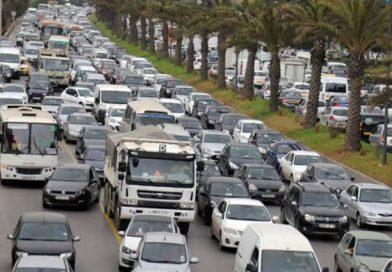 رسوم جديدة على التلوث تصل إلى 3.000 دج بالنسبة السيارات ستطبق إبتداءا من 2020