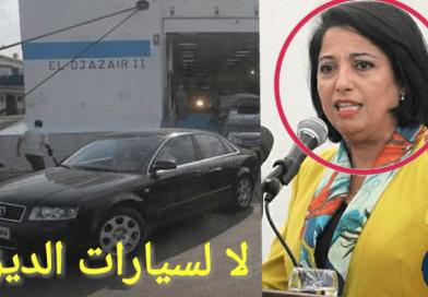 وزيرة البيئة تعارض إستراد السيارات المستعملة بمحركات الديزل