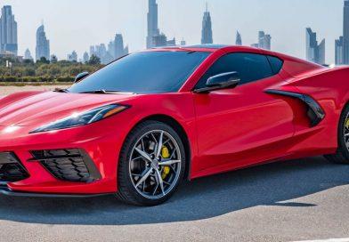 شفروليه كورفيت ستينغراي كأفضل سيارة في أمريكا الشمالية للعام 2020