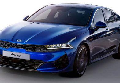 كيا أوبتيما 2021 الجديدة  السيارة الفخمة والعصرية من كوريا الجنوبية
