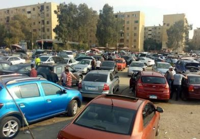 إفتتاح سوق أسبوعي جديد للسيارات في مدينة العلمة