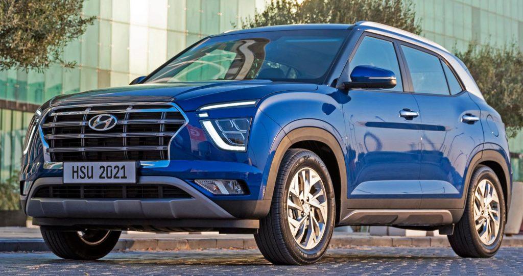 Hyundai new creta 2021
